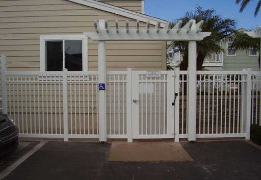 Commercial Pool Fence Mission Viejo CA