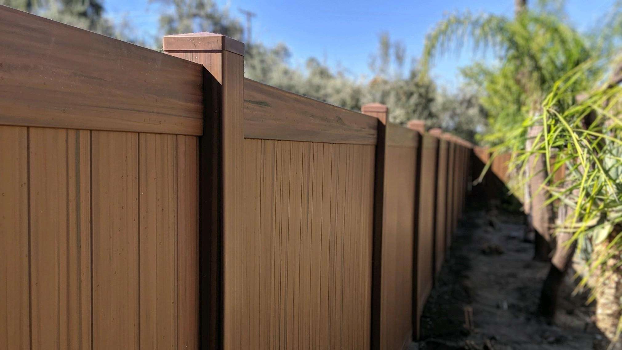 Composite Fence Mission Viejo CA