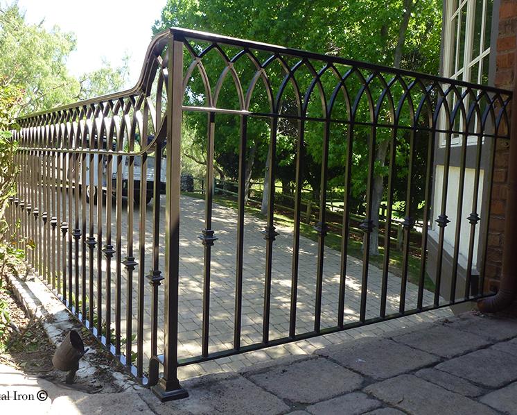 Ornamental Iron Fence Mission Viejo CA