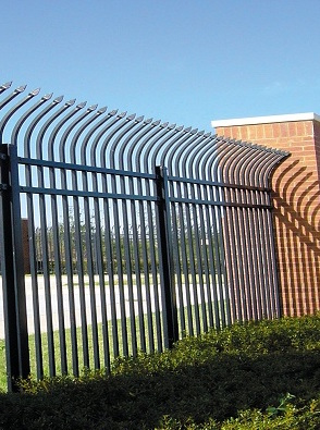 Security Iron Fence Mission Viejo CA