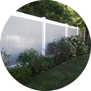 Vinyl Fence Mission Viejo California