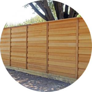 Wood Privacy Fence Mission Viejo CA